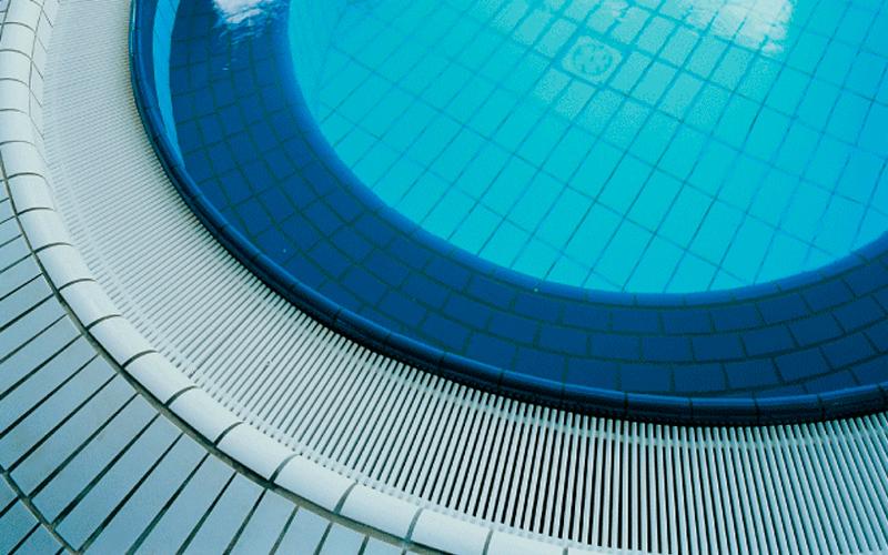 Rejilla circular piscina coytesa for Rejilla piscina