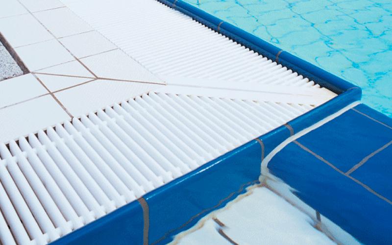 Rejilla para piscina coytesa for Rejilla piscina