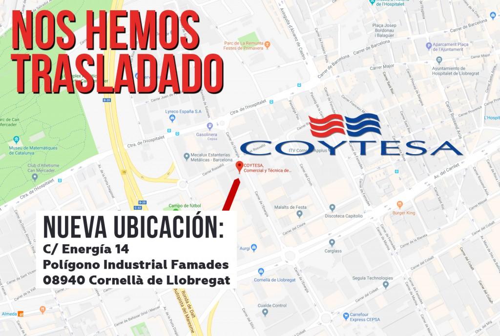 dirección coytesa
